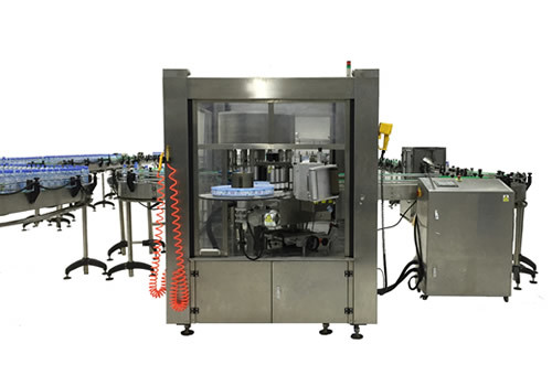 Hot Melt Glue/OPP Labeling Machine