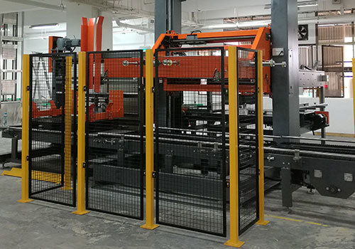 Palletizer and depalletizer