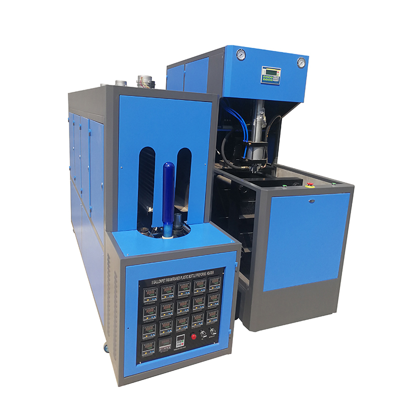 Semi-auto Blowing Molding Machine for 3-6 Gallon Bottle