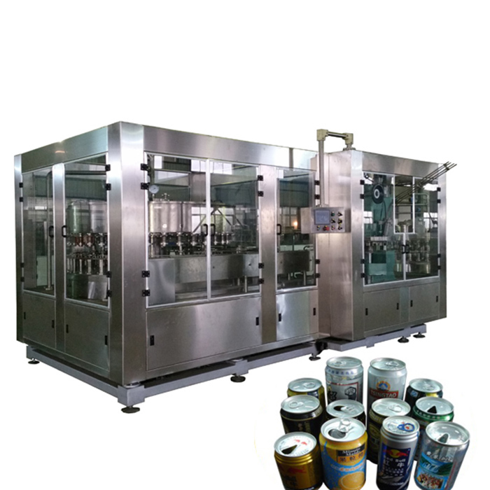 tin can sealing machine sealing can J&D WATER Brand can sealer machine