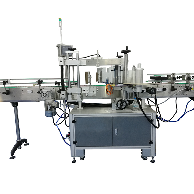 Automatic Self-adhesive Sticker Label Machine for Bottle