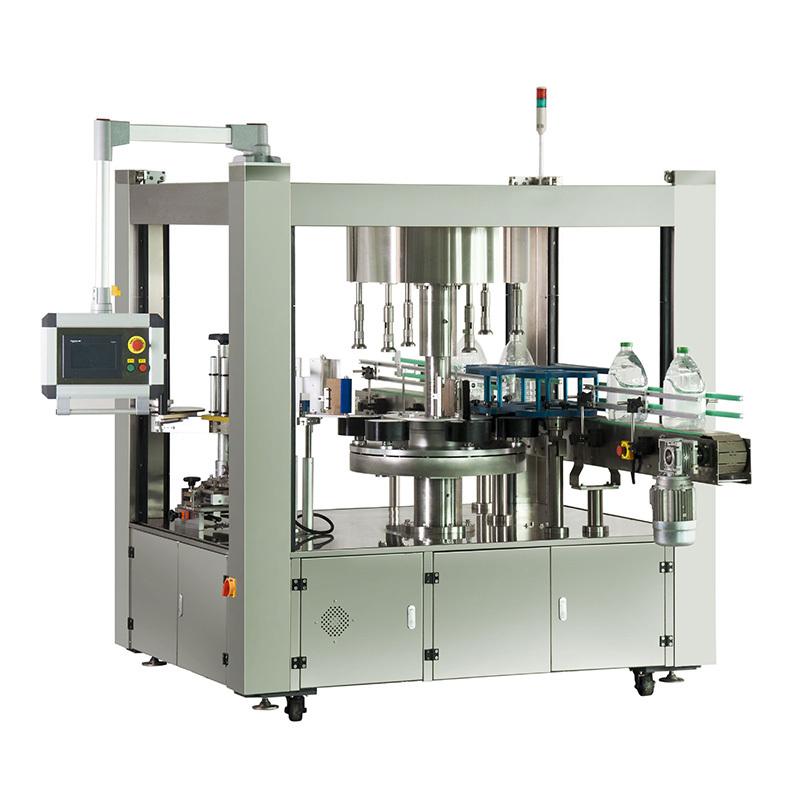 tube labeling machine bottle Bulk Buy sticker J&D WATER