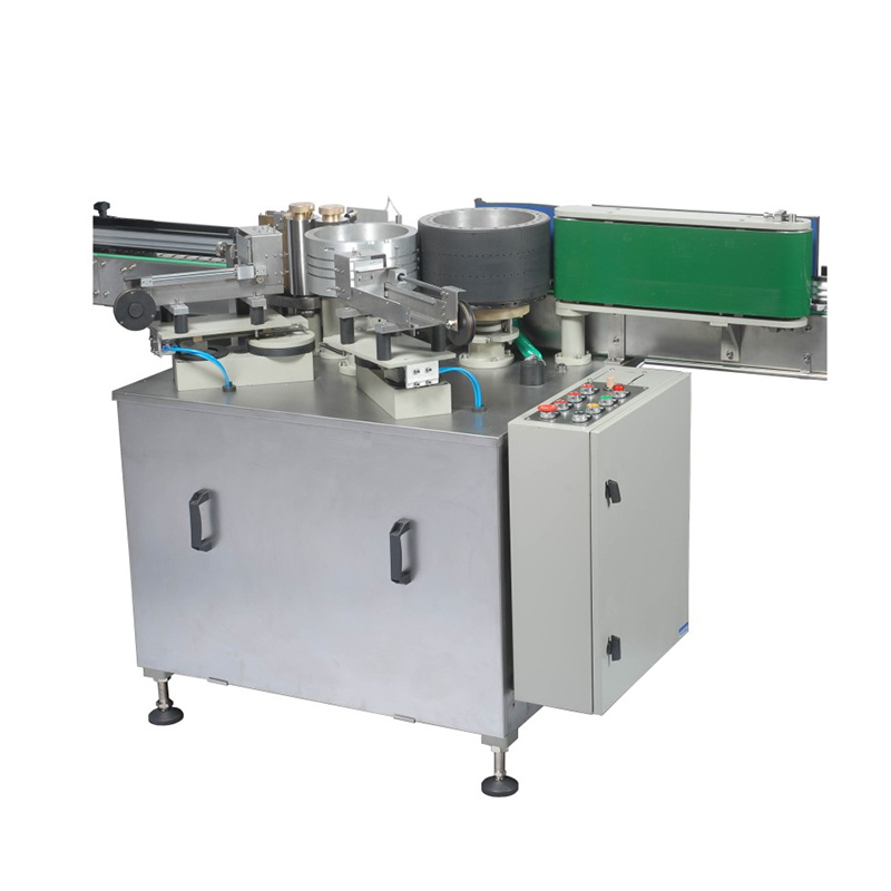 Automatic Cold Glue Bottle Labeling Machine