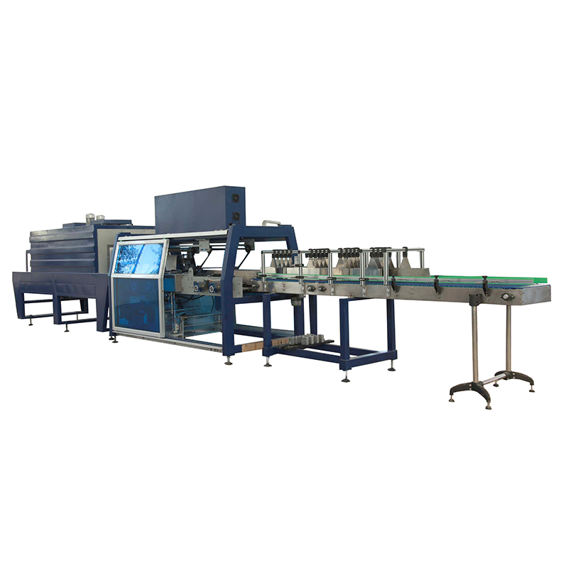 Automatic Shrink Wrap Packing Machine JND-450A