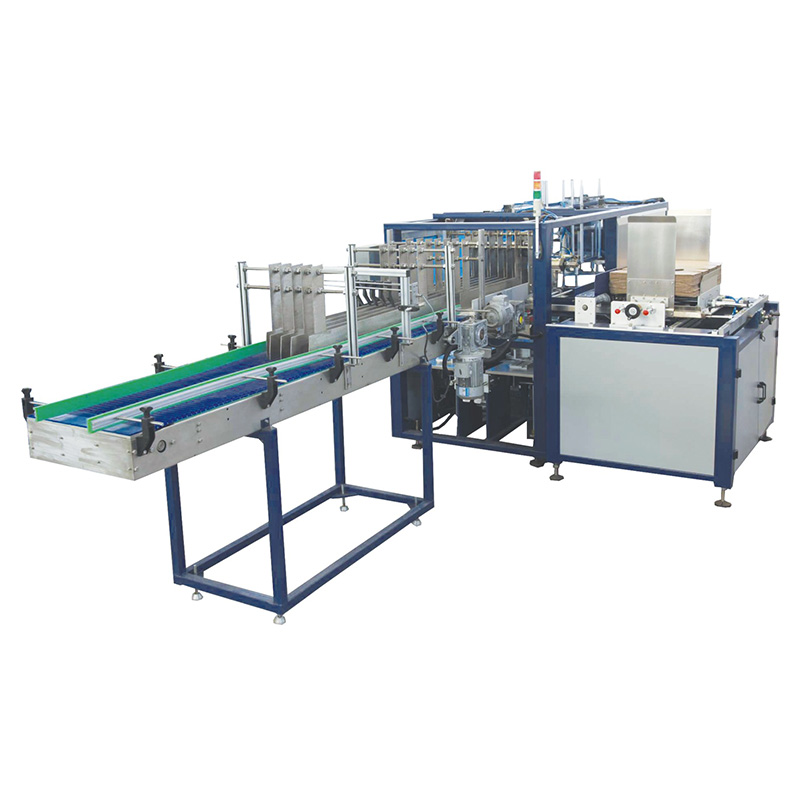 Wrap-around Carton Packing Wrapping Machine