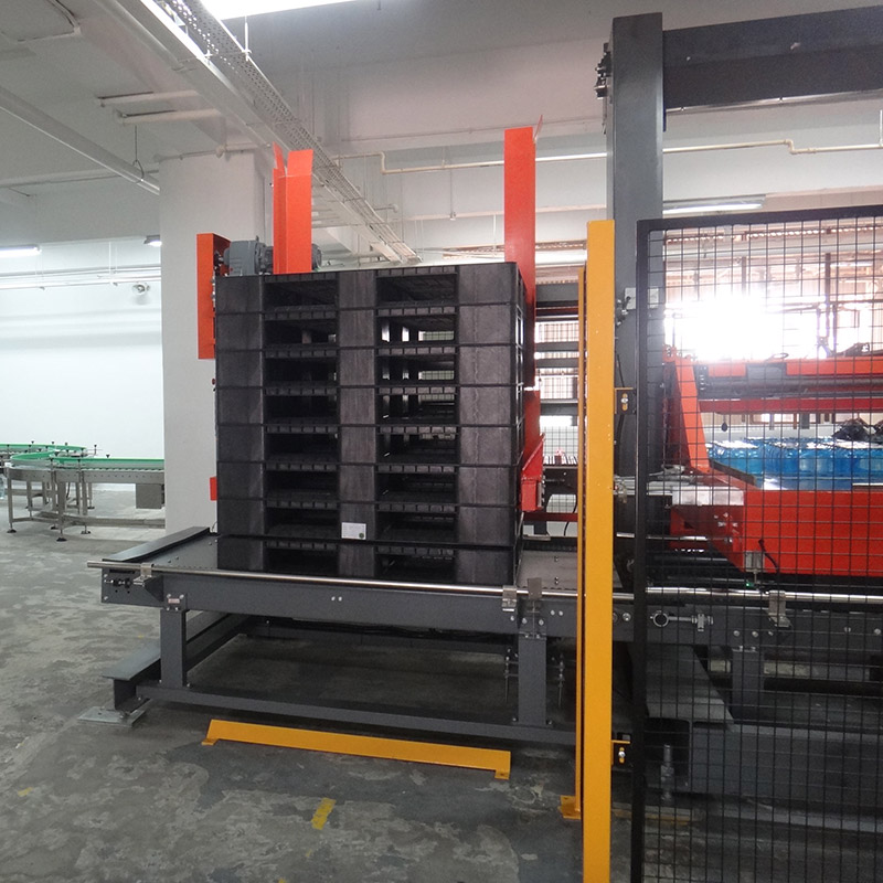 Automatic   Palletizer and Depalletizer
