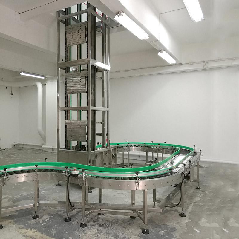 Chain Conveyor conveyor belt stainless steel material