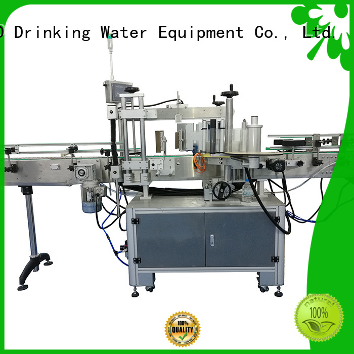 tube labeling machine bottle Bulk Buy sticker J&D WATER