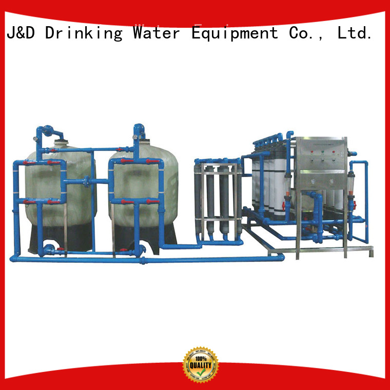 Wholesale mineral water mineral water plant machinery J&D WATER Brand
