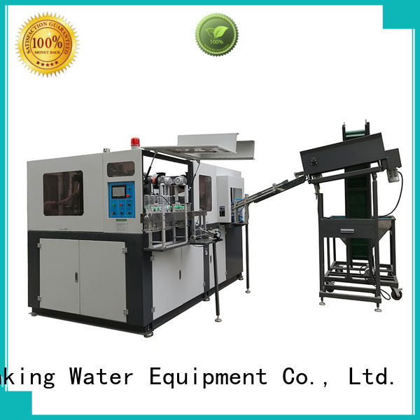automatic blowing machinejd pet blowing machine J&D WATER Brand company