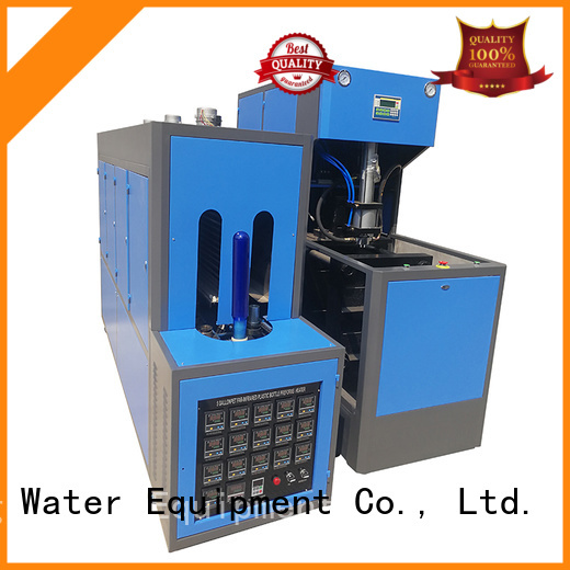 blowing molding J&D WATER Brand automatic blowing machine