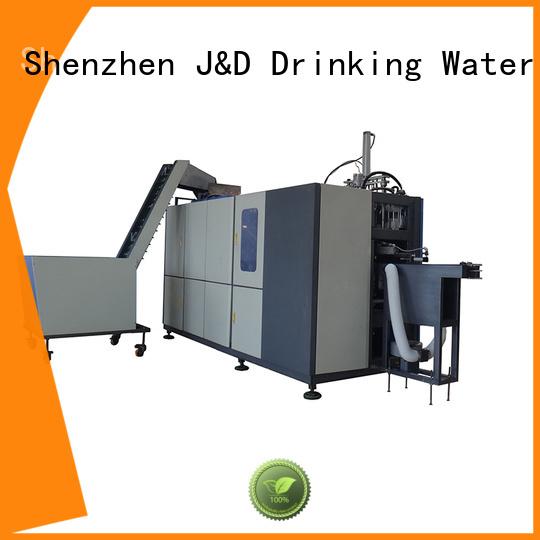 bottle machinejd semi automatic pet blowing machine price blow molding J&D WATER Brand