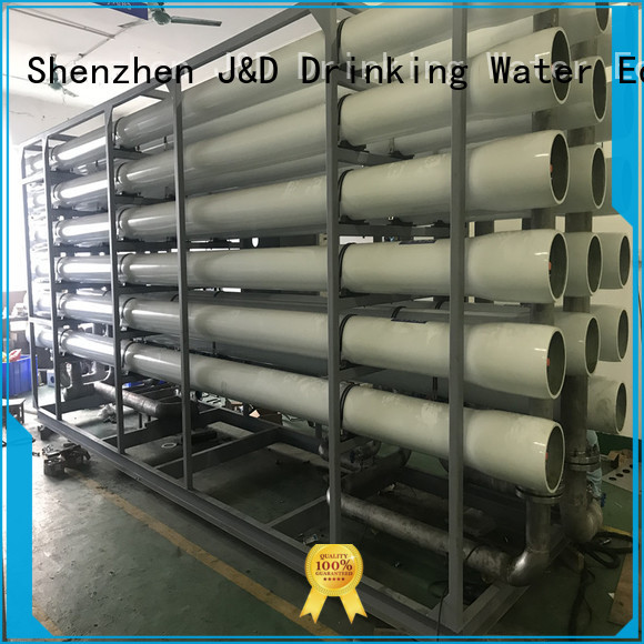 desalination machine seawater seawater seawater to drinking water machine J&D WATER Brand