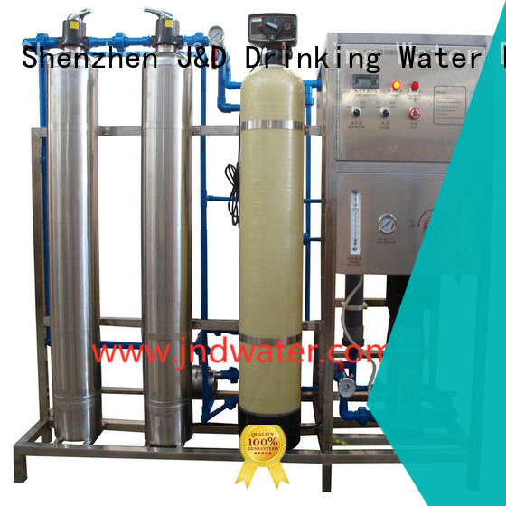 ro water machine osmosis treatment water J&D WATER Brand