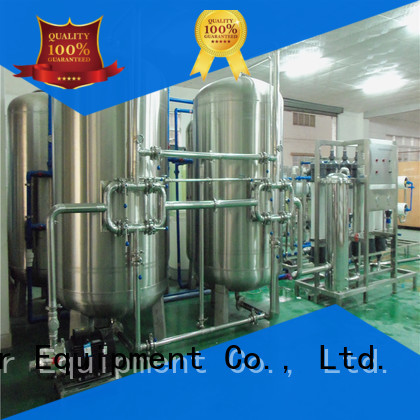 water equipment mineral mineral water filter machine price J&D WATER Brand