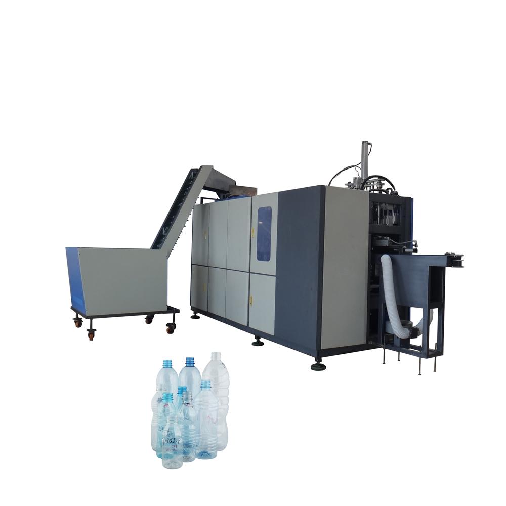 Automatic pet bottle blow molding machine-J&D WATER