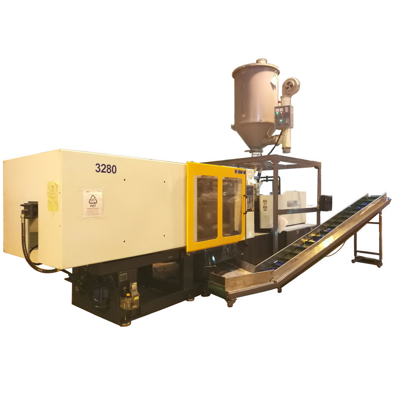 Model JND2280 heater power 16.5KW automatic injection molding machine