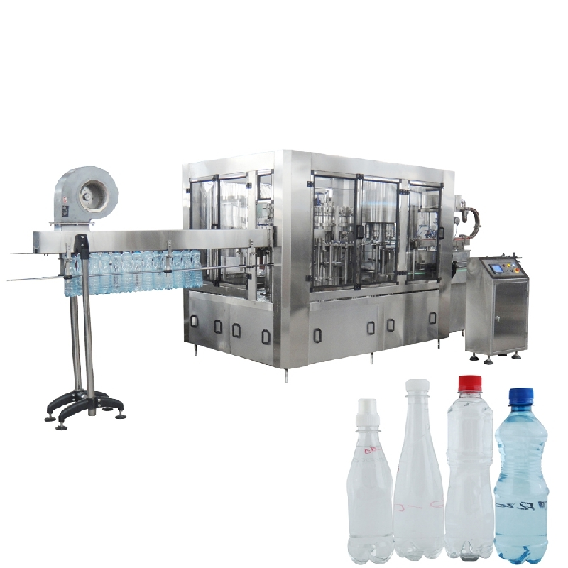 Hot sale easy operate fully automatic carbonated filling machine