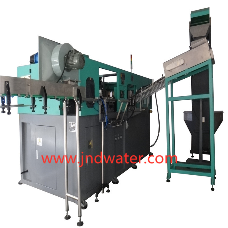 Auto High Speed Reheat Stretch Blow Molding Machine