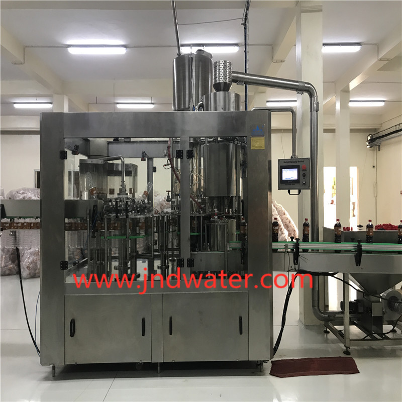 Low Vacuum Washing/Filling/Capping Machine