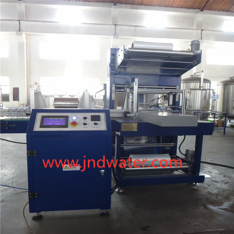 JD WATER-Professional Plastic Wrapping Machine Film Package Machine Supplier