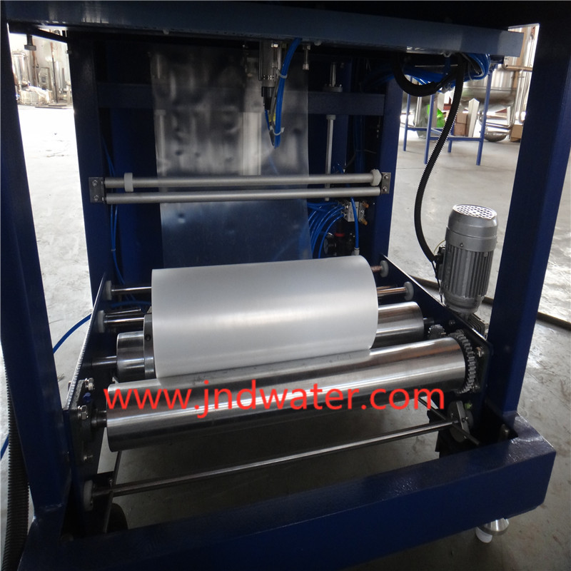 JD WATER-Professional Plastic Wrapping Machine Film Package Machine Supplier-1