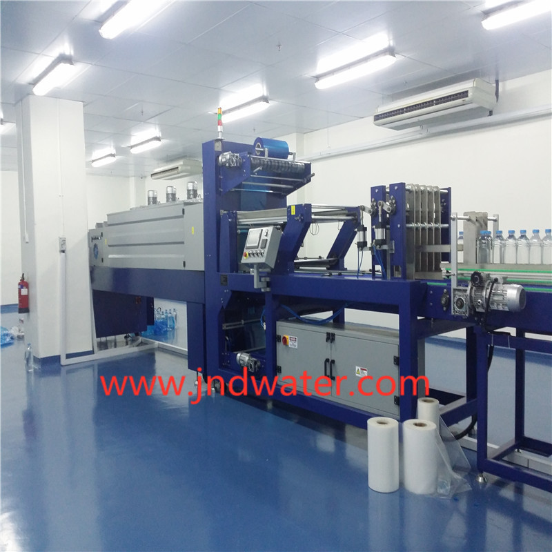 JND-200A Shrinkable Film Wrap Packing Machine