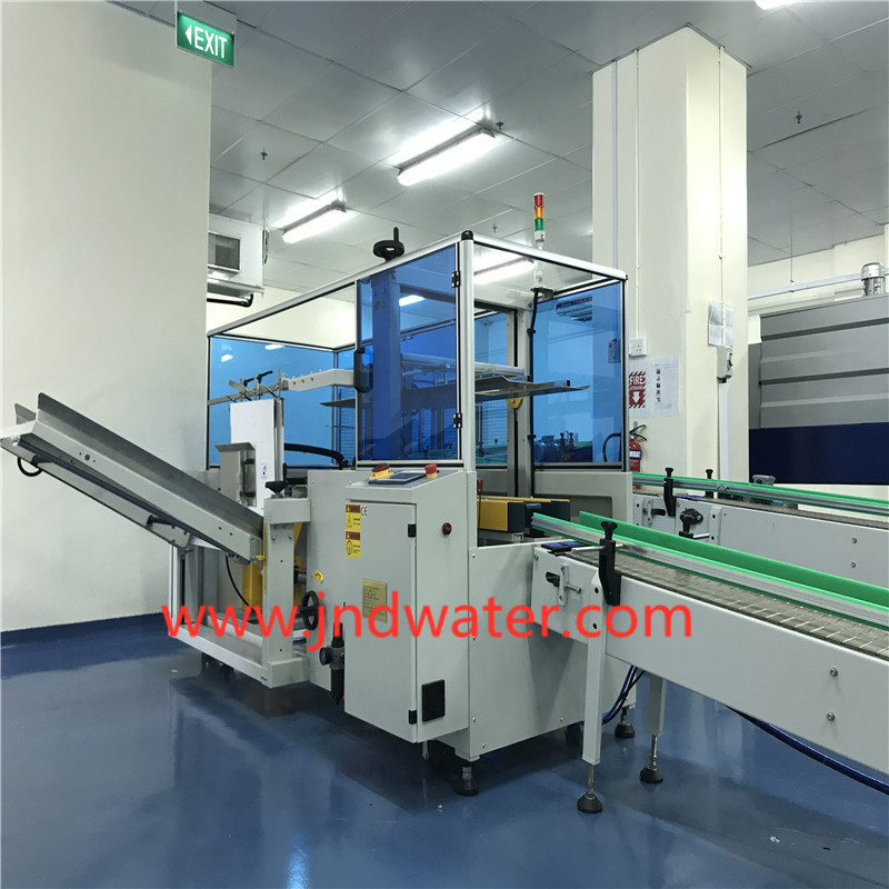 Carton Erecting/Carting/Sealing Machine