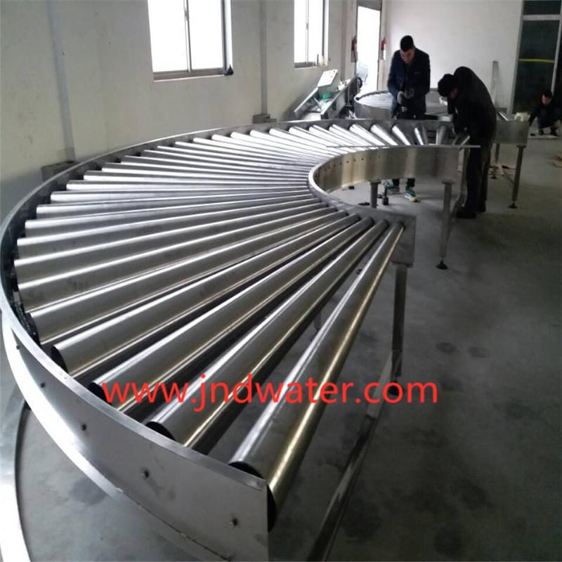 Powered Roller Conveyor