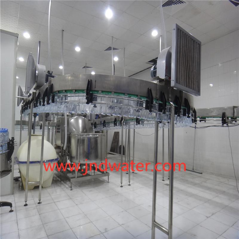 PET Bottle Air Conveyor