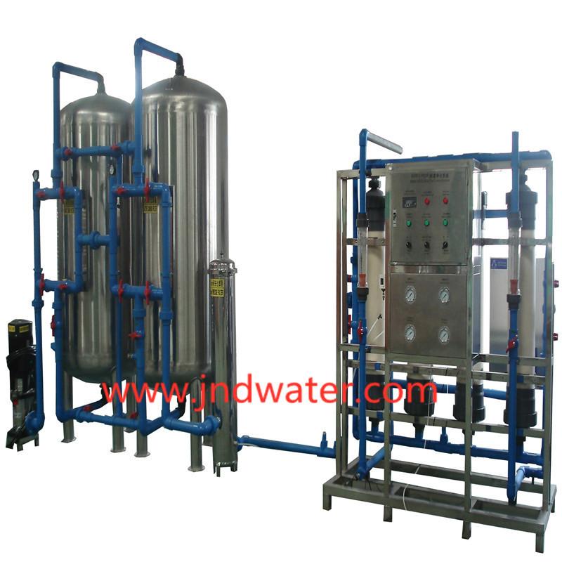 UF Water Treatment Machine