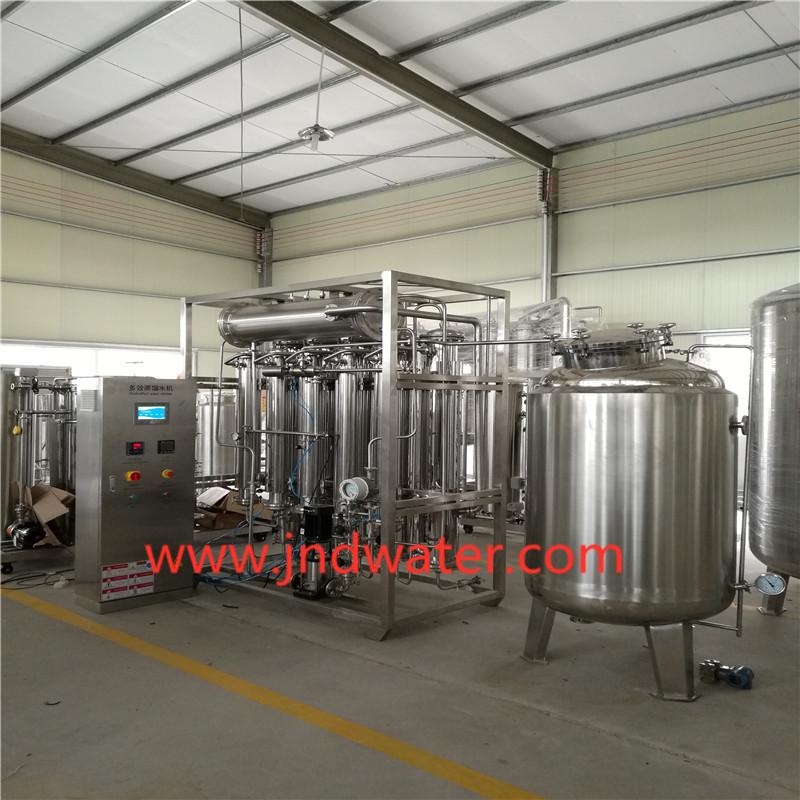 JNDWATER Distilled Water Machine