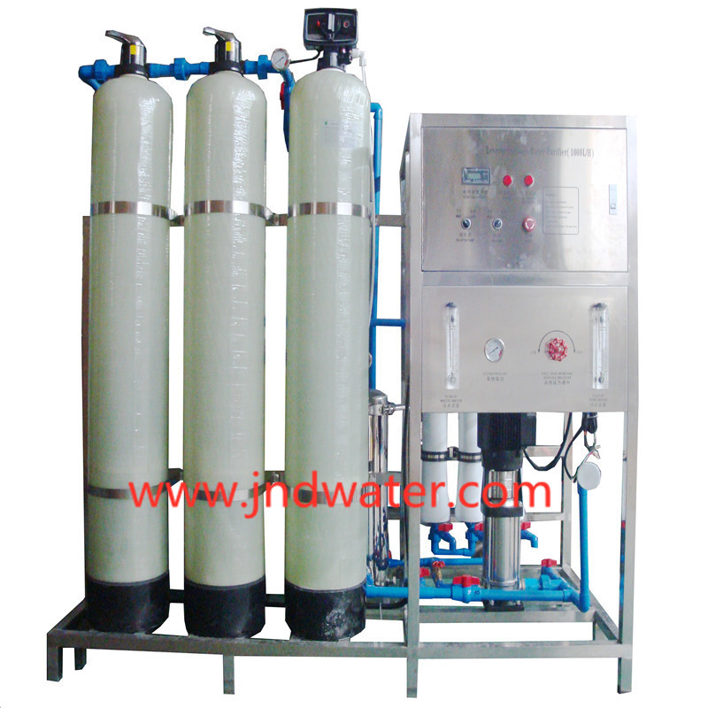 JNDWATER Reverse Osmosis System Water Treatment