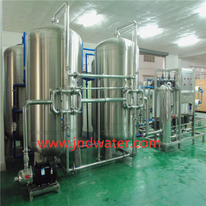 JNDWATER Mineral Water Plant Machinery