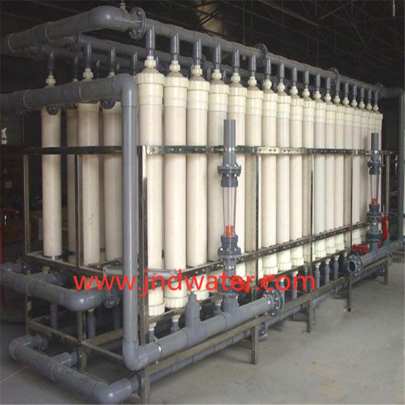 JNDWATER Mineral Water Filter Machine