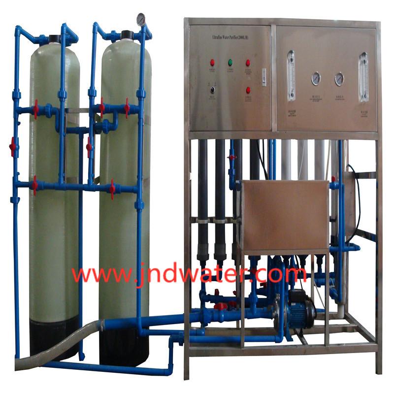 JNDWATER Mineral Water Making Machine