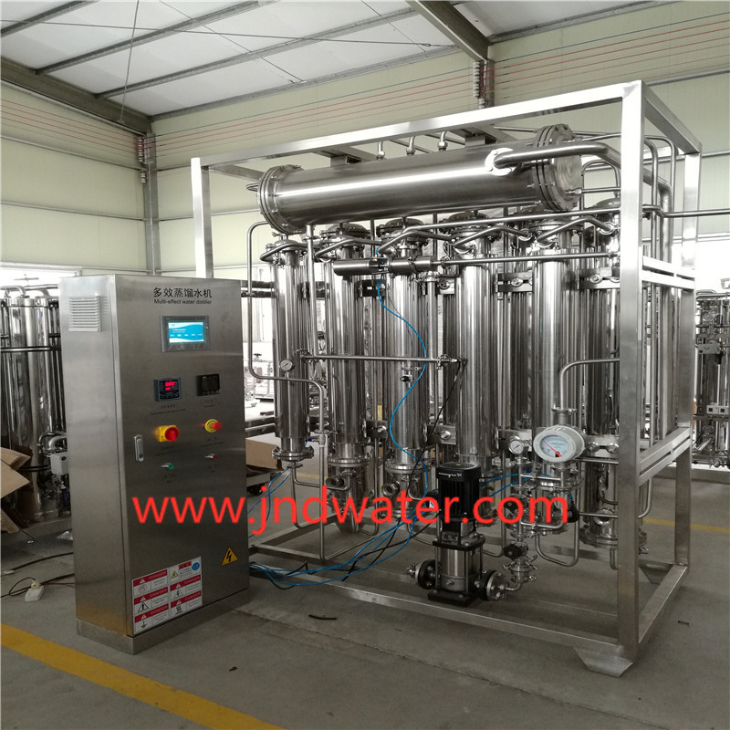 JNDWATER Distilled Water Making Machine