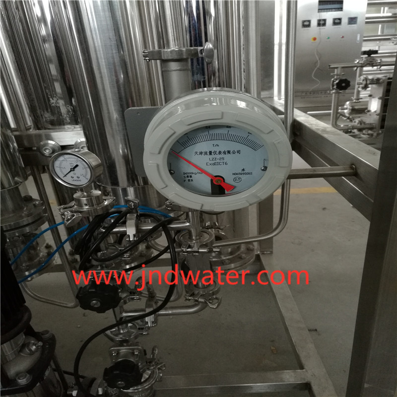 water distiller treatment J&D WATER Brand distilled water machine supplier