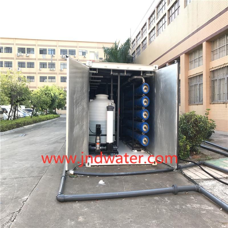 JNDWATER Экономичное оборудование для опреснения воды