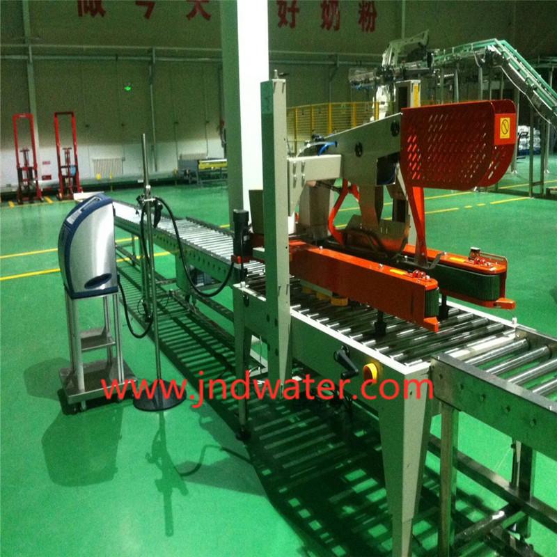 JNDWATER Fast Roller Conveyor