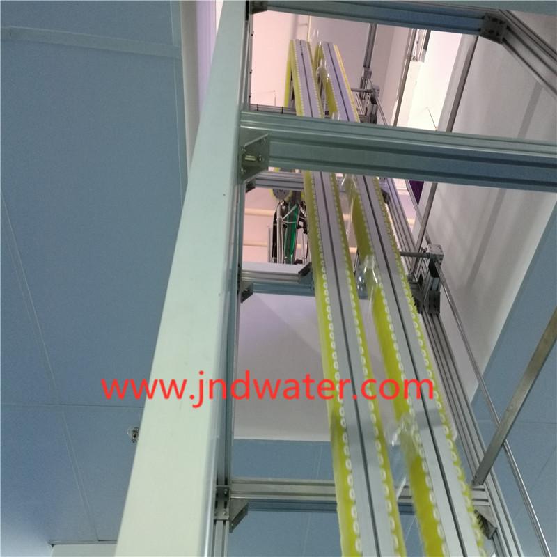 JNDWATER Chain Slat Conveyor