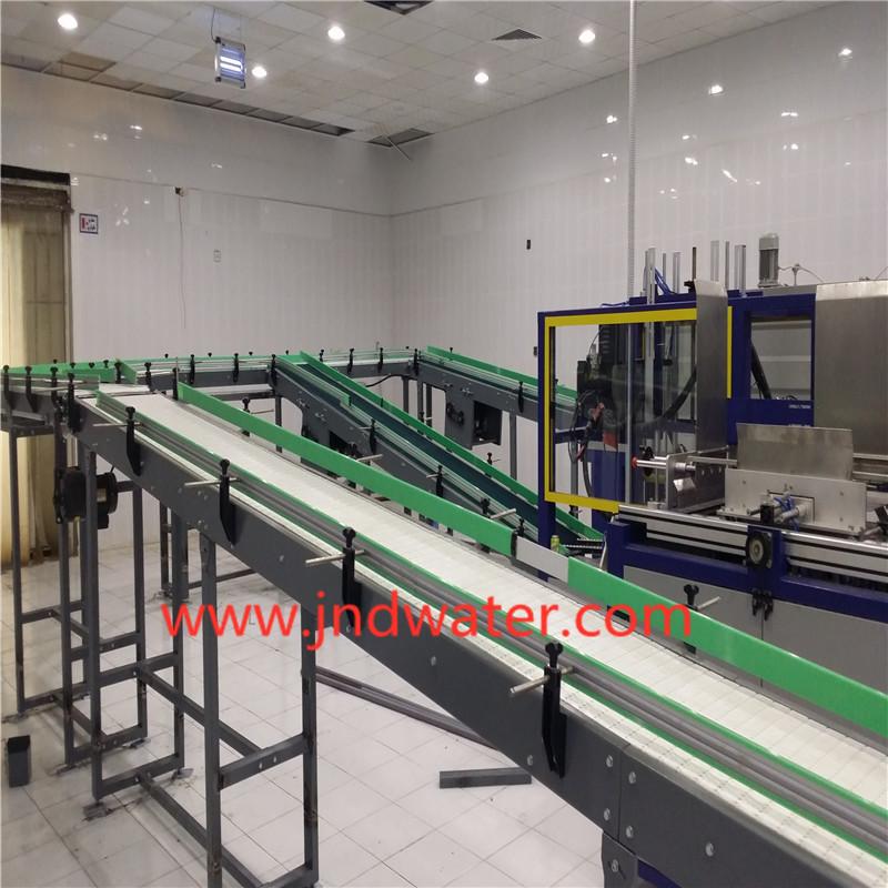 Plastic Slat Chain Conveyor