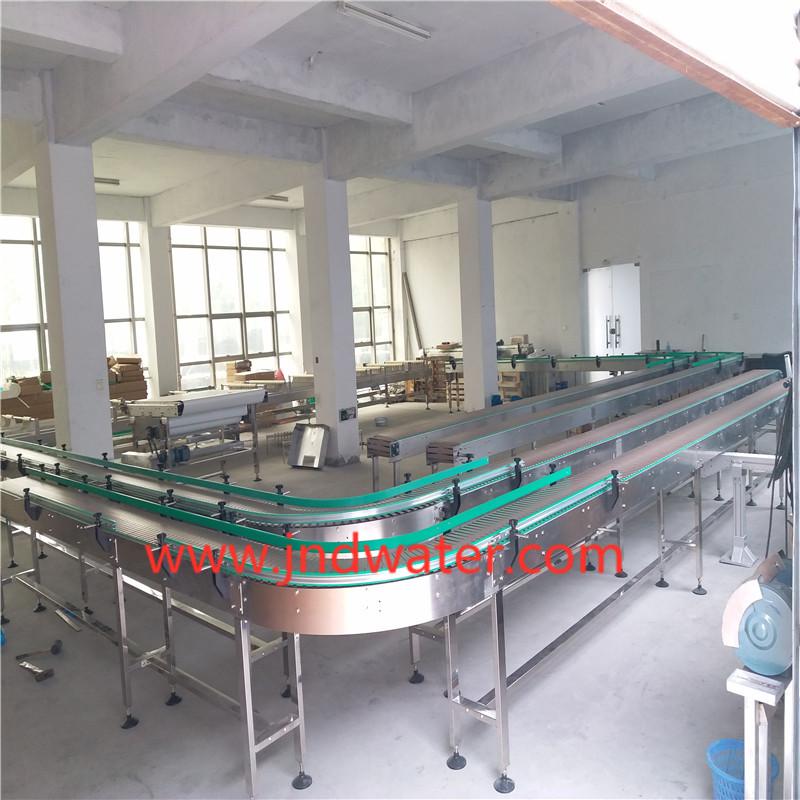 Wooden Slat Conveyor-JNDWATER