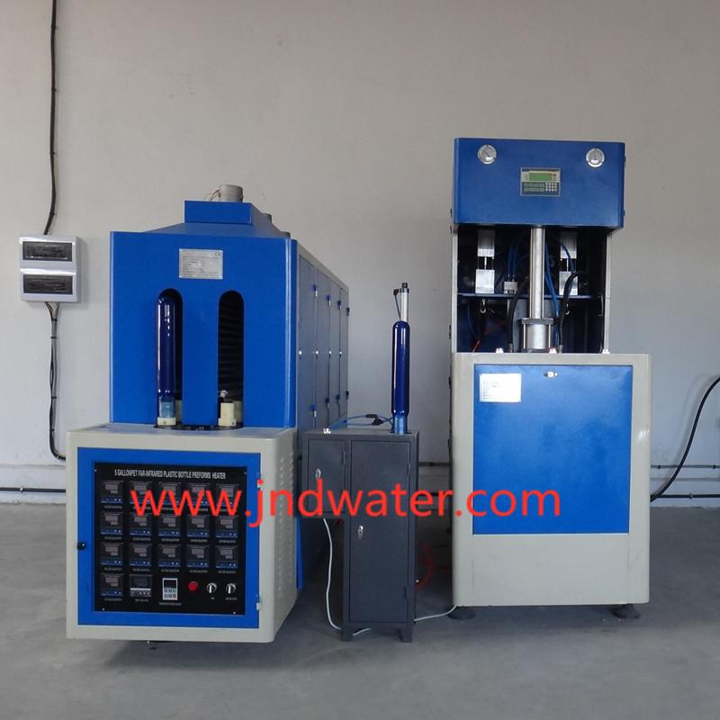 Semi-auto Blowing Molding Machine for 5 Gallon Bottle