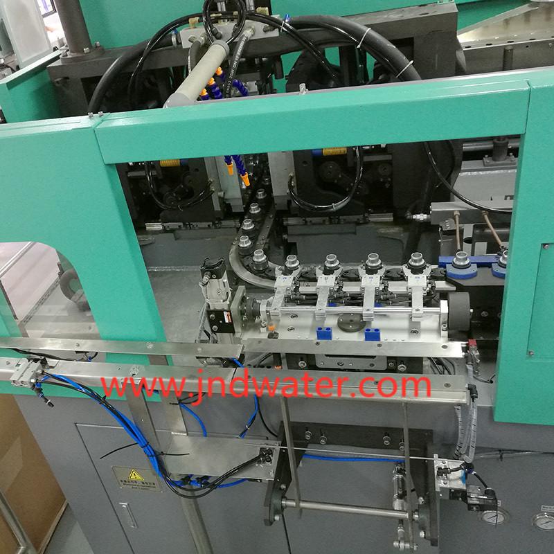 Автоматическая высокоскоростная выдувная машина для выдувания бутылок
