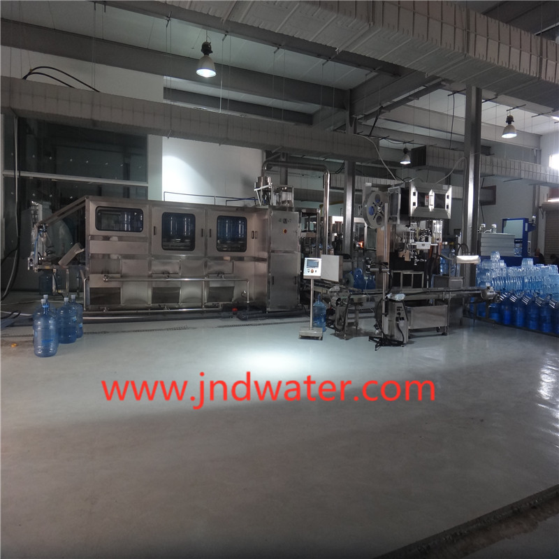 JNDWATER 5 Gallon 3 in 1 Filling Machine,