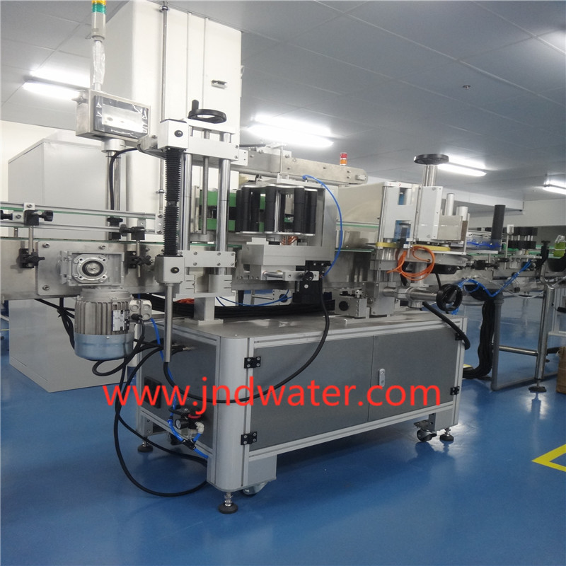 JNDWATER Automatic Sticker Labeling Machine