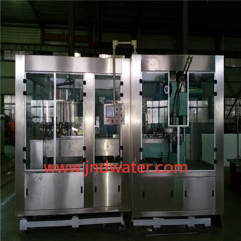 1000-2000 CAN/H Can Filling Machine