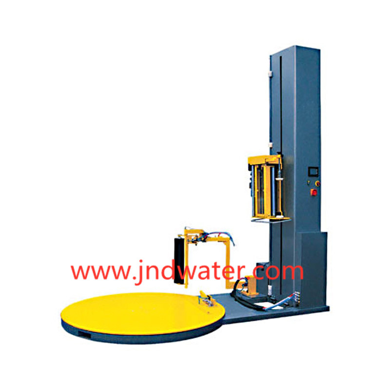Pre-stretch Pallet Wrapping Packing Machine