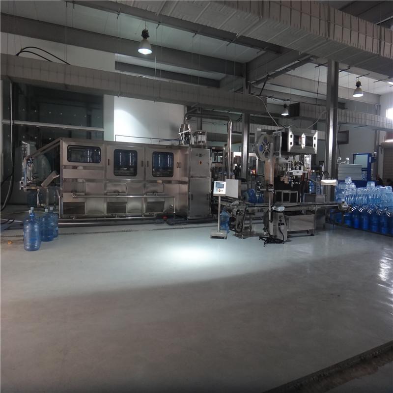 JNDWATER 5 Gallon 3 in 1 Automatic Liquid  Filling Machine